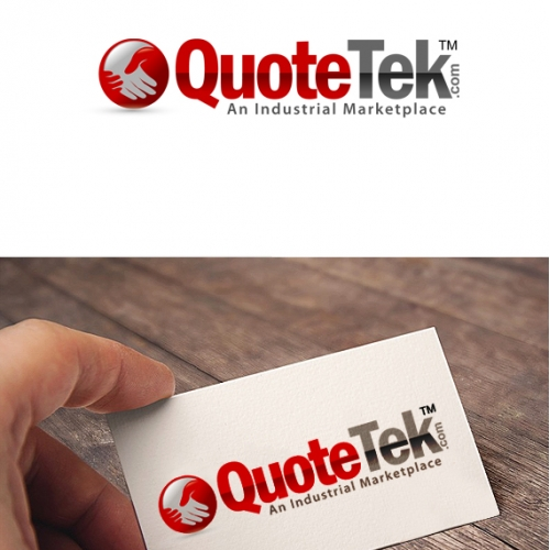 Selected Logo For  www.Quotetek.com