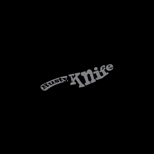 Rusty Knife Logo